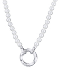 Halskette Olympia Pearl 925 Silber Esprit Collection 4891945932596