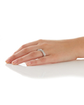 Ring Olympia Glam 925 Sterling Silber Esprit Collection klar,silber