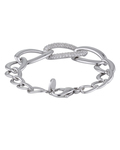 Armband Braid Glam 925 Sterling Silber Esprit Collection silber Kein Schmuckstein 4891945882228