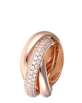 Ring Periboia Pure Rose 925 Sterling Silber Esprit Collection