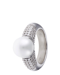 Ring Seleness Glam Pearl 925 Sterling Silber Esprit Collection