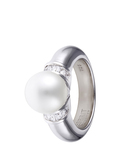 Ring aus 925 Sterling Silber mit Zirkonia Esprit Collection