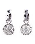 Creolen Elysum Day & Night 925 Sterling Silber Esprit Collection 4891945857134