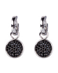 Creolen Elysum Day & Night 925 Sterling Silber Esprit Collection schwarz,silber Kein Schmuckstein 4891945857134