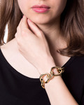 Armband Athina Edelstahl Esprit Collection gold  4891945417376