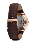 Quarzuhr Windsor W10666 GANT TIME Herren Leder 7340015319074