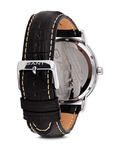 Quarzuhr Franklin W70431 GANT TIME Herren Leder 7340015322593