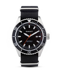 Quarzuhr SEABROOK MILITARY in Schwarz W70631 GANT TIME schwarz 7340015325754