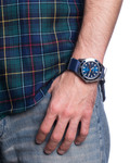 Quarzuhr SEABROOK MILITARY in Blau W70632 GANT TIME Herren Stoff 7340015325761