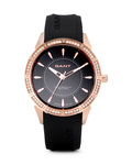 Quarzuhr Waverly W70513 GANT TIME roségold,schwarz 7340015324344
