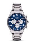 Chronograph Blue Hill GT009001 GANT TIME blau,silber 7640165593530