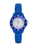 Quarzuhr Ice-Mini Mini MNBEMS12 Ice Watch blau,weiß 4895164003624
