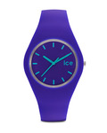 Quarzuhr Ice Unisex ICEVTUS12 Ice watch violett 4895164004485