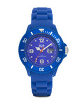 Quarzuhr Ice-Forever Small SIBESS09 Ice Watch blau 4897028002163