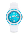 Ice Watch Quarzuhr Ice-White Unisex SIWTUS11