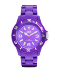 Quarzuhr Ice-Solid Unisex SDPEUP12 Ice Watch violett 4895164002573