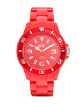 Quarzuhr Ice-Solid Unisex SDRDUP12 Ice Watch rot 4895164002559