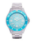 Quarzuhr Ice-Pure Big PUTEBP12 Ice Watch blau,klar 4895164002962