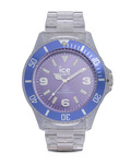 Quarzuhr Ice-Pure Big PUPEBP12 Ice Watch blau,klar 4895164003006