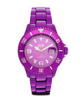 Quarzuhr Ice-Alu Unisex ALPEUA12 Ice Watch violett 4895164001293