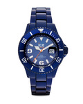 Quarzuhr Ice-Alu Unisex ALDBUA12 Ice Watch blau 4895164001736