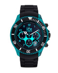 Chronograph Ice-Chrono Electrik Big Big CHKTEBBS12 Ice Watch schwarz,türkis 4895164003068