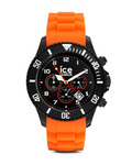 Chronograph Chrono Big CHBOBS10 Ice Watch orange,schwarz 4897028003252