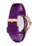 Quarzuhr Style ISPERUS13 Ice Watch Damen Silikon 4895164006991