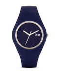 Quarzuhr Ice Glam ICE.GL.TWL.U.S.14 dunkelblau Ice Watch blau,gold 4895164009756