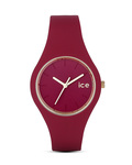 Quarzuhr Ice Glam Forest klein ICEGLANESS14 Ice Watch gold,rot 4895164009800