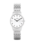 Quarzuhr London 1-1782D JACQUES LEMANS silber 4040662115823