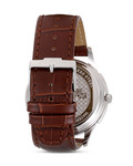 Quarzuhr London 1-1788D JACQUES LEMANS Herren Leder 4040662117025