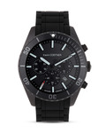 Chronograph Kevin Costner KC-104B JACQUES LEMANS schwarz 4040662122371