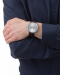 Quarzuhr Time Executive JP100821F02 JOOP! Herren Leder 4891945163747