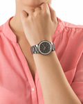 Quarzuhr Time Sensation Ladies JP100792F01 JOOP! Damen Keramik 4891945146115