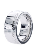 Ring Logo Signature 925 Sterling Silber JOOP! 4891945653620