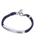 Armband Steel Construction Slim Dark Blue Edelstahl JOOP! 4891945914509