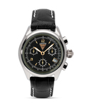 Chronograph Himalaya Pearls 62892 Junkers schwarz,silber 4041338628920