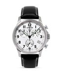 Chronograph Tante Ju 68901 Junkers schwarz,silber 4041338689013