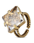 Ring Iceberg De Luxe aus Messing KONPLOTT 5450543244303