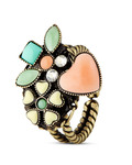 Ring Bug Me Now mit Swarovski-Steinen KONPLOTT 5450543304830