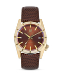 Quarzuhr AM59-BRACKEN-L  braun,gold 3760248810669