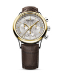 Schweizer Chronograph Les Classiques LC1228-PVY11-130-1 MAURICE LACROIX braun,gold,silber 7630020602309