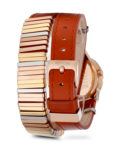 Quarzuhr Kenzi Wrap A403-1749-00 Rose Gold / Mixed NIXON Damen Leder 3608700070209