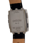 Smartwatch Steel 401SLR pebble Damen,Herren Leder 855906004184