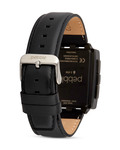 Smartwatch Steel 401BLR pebble Damen,Herren Leder 855906004245