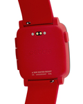 Smartwatch 501-00022 pebble Damen,Herren Silikon 855906004351