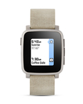 pebble Smartwatch Time Steel 511-00023