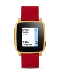 Smartwatch Time Steel 511-00036 pebble gold,rot 855906004481