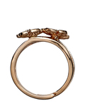 Ring Natural Wonder Messing Pilgrim roségold Kein Schmuckstein 5707050045399